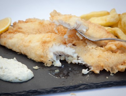 Tailend Restaurant, St Andrews, Fife Food photography