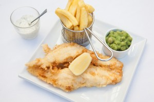 Fish and chips food photo