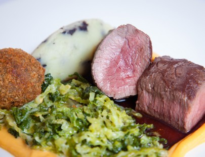 Food Photography for Wedgewood Restaurant, Edinburgh